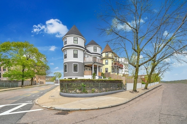 682 Blue Hill Avenue Boston MA 02121