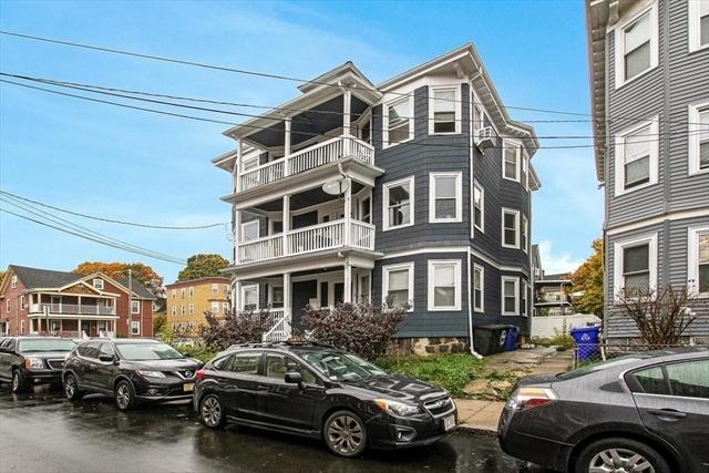 43 Whitfield Street Boston MA 02124