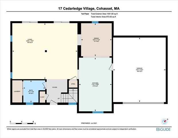 17 Cedarledge Village Cohasset MA 02025