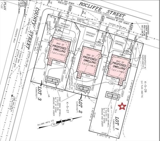 Lot 1 Rocliffe Street Fall River MA 02723