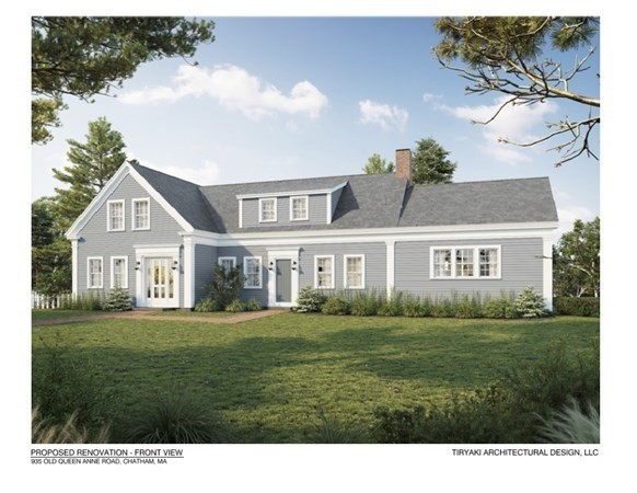 935 Old Queen Anne Road Chatham MA 02633