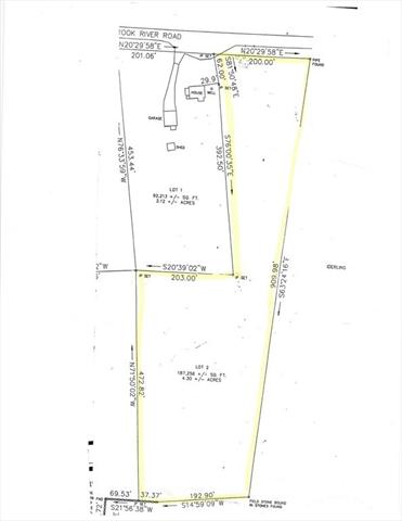 Lot 2 Colebrook River Road Tolland MA 01034