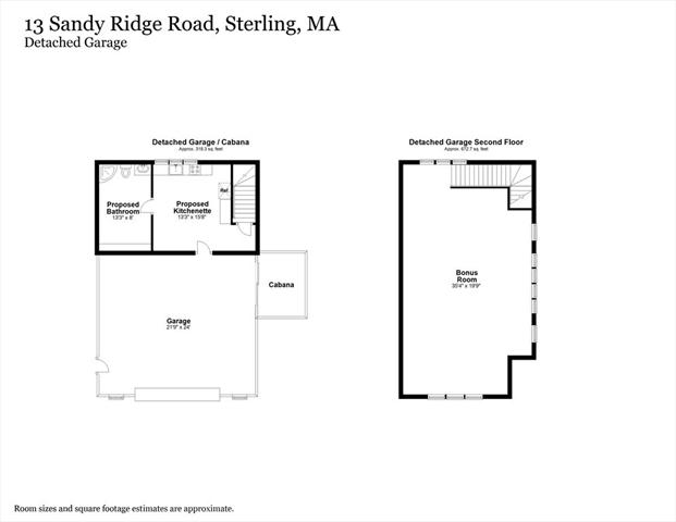 13 Sandy Ridge Road Sterling MA 01564