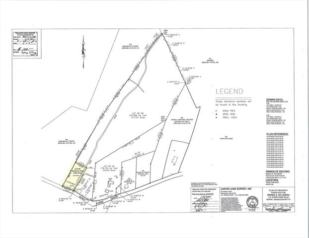 Lot 5R Town Farm Road Barre MA 01005