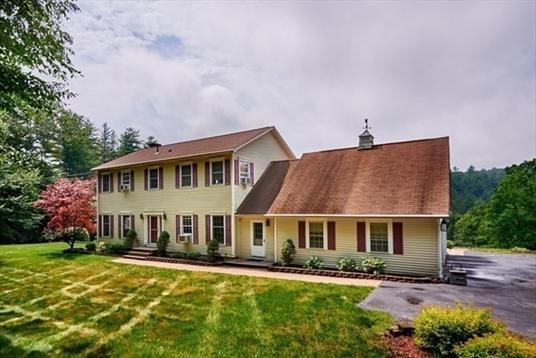 290 West Mountain Road, Bernardston, MA<br>$525,000.00<br>19.3 Acres, 4 Bedrooms