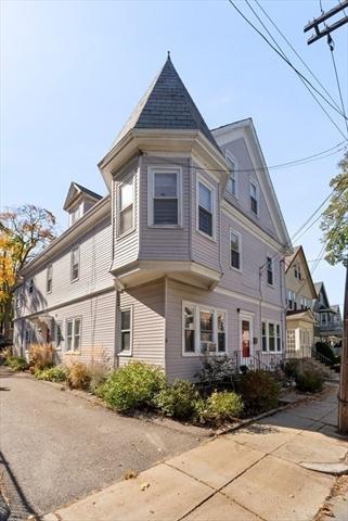 4 Dent Street Boston MA 02132