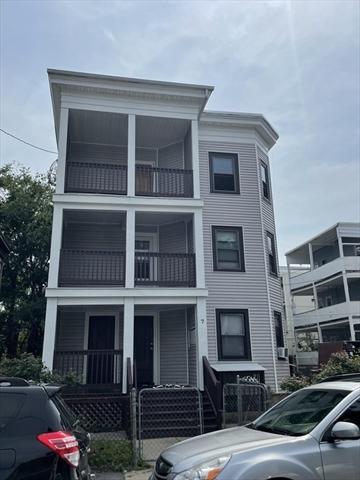 7 Claxton Street Boston MA 02131
