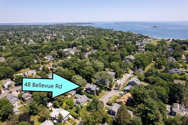 48 BELLEVUE Road Swampscott MA 01907