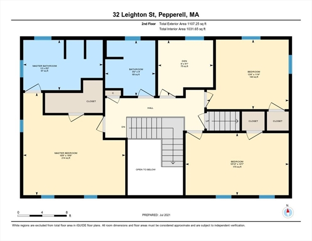 32 Leighton Street Pepperell MA 01463