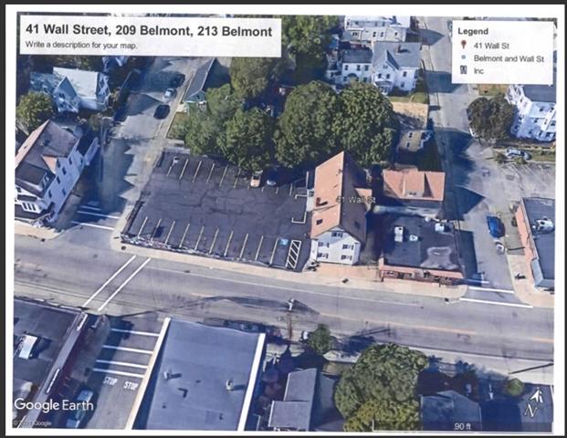 209 Belmont Street Brockton MA 02301