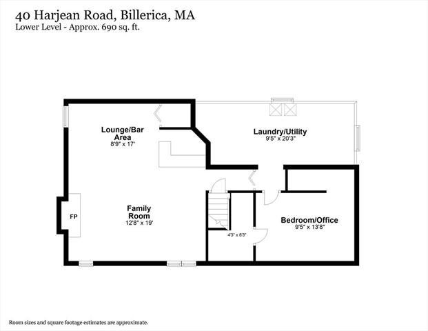 40 Harjean Road Billerica MA 01821