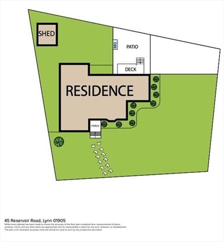 45 Reservoir Road Lynn MA 01905