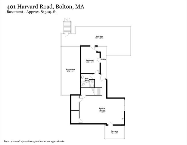 401 Harvard Road Bolton MA 01740