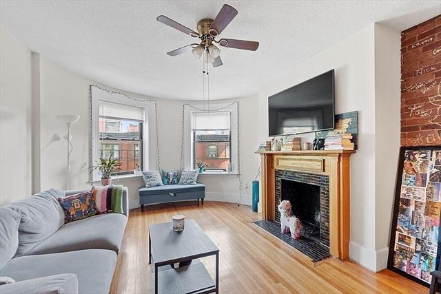 128 Hemenway St, Boston, MA, 02115, The Fenway Home For Sale