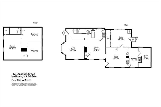 53 Arnold Street Methuen MA 01844
