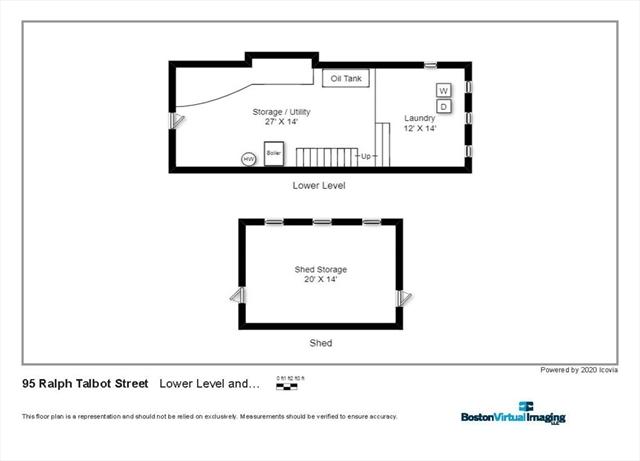 95 Ralph Talbot Street Weymouth MA 02190