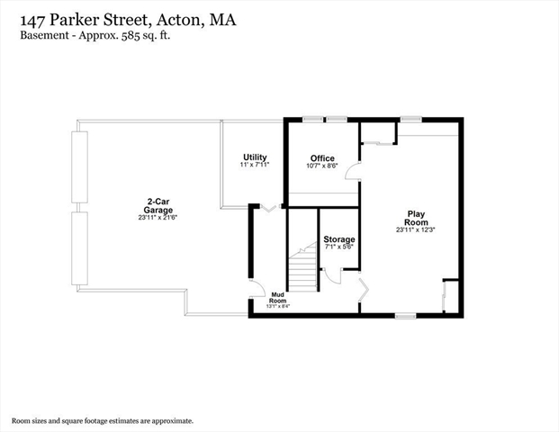 147 Parker Street Acton MA 01720