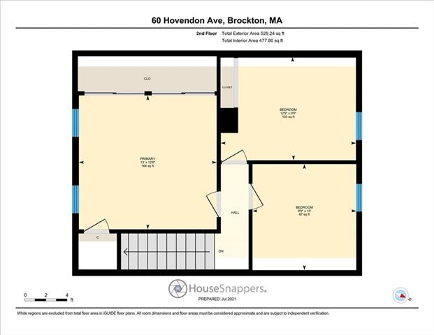 60 Hovenden Avenue Brockton MA 02302