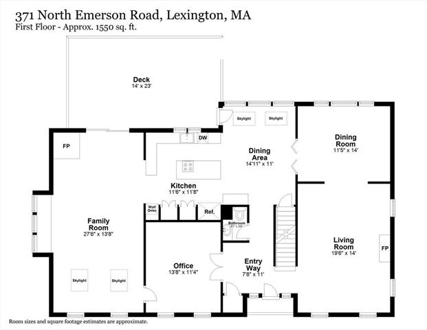 371 N Emerson Road Lexington MA 02420