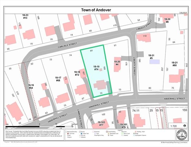 74 Haverhill Street Andover MA 01810