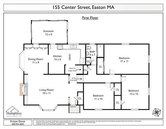 155 Center Street Easton MA 02356