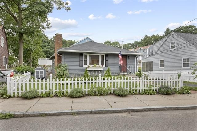 96 Maplewood Street Boston MA 02132