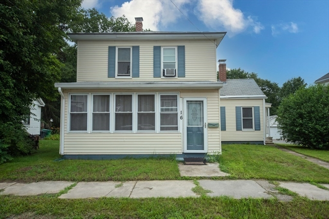 16 Auburn Street Clinton MA 01510