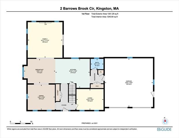 2 Barrows Brook Circle Kingston MA 02364