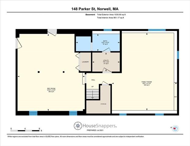 148 Parker Street Norwell MA 02061