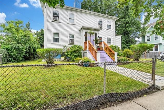 70 Whitfield Street Boston MA 02124