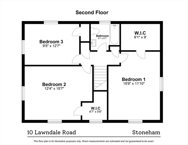 10 Lawndale Road Stoneham MA 02180