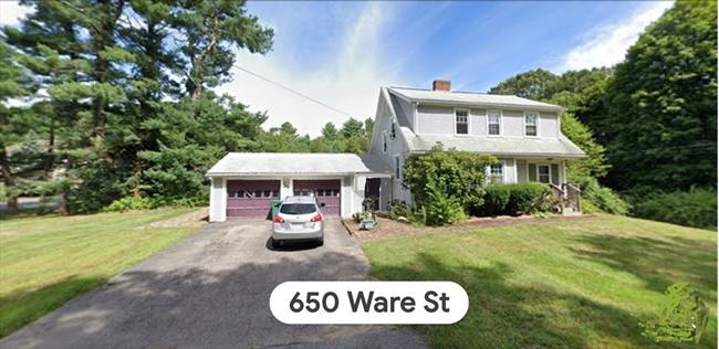 650 Ware Street Mansfield MA 02048