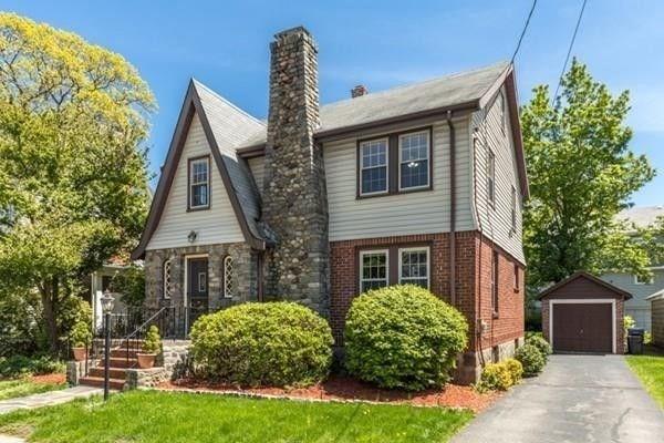 15 Homewood Road Boston MA 02132