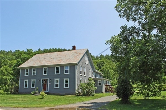 265 Millers Falls Road, Northfield, MA<br>$495,000.00<br>15.79 Acres, 4 Bedrooms