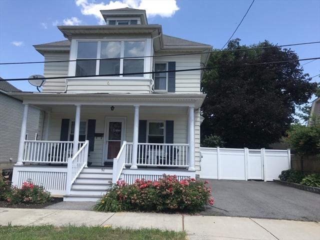 94 Hawthorn Street Lowell MA 01851