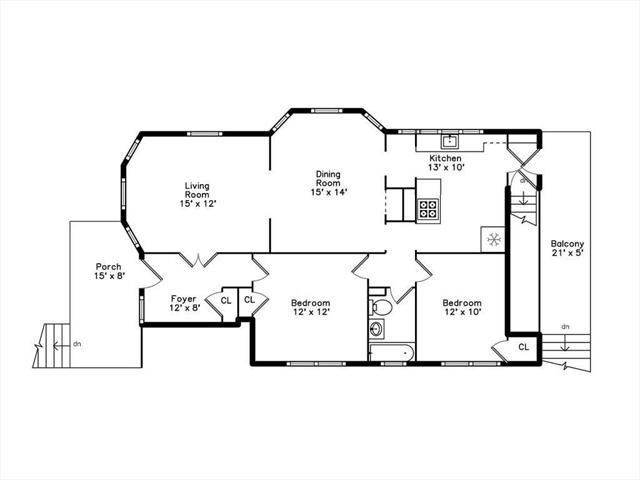 27 Emerald Street Medford MA 02155