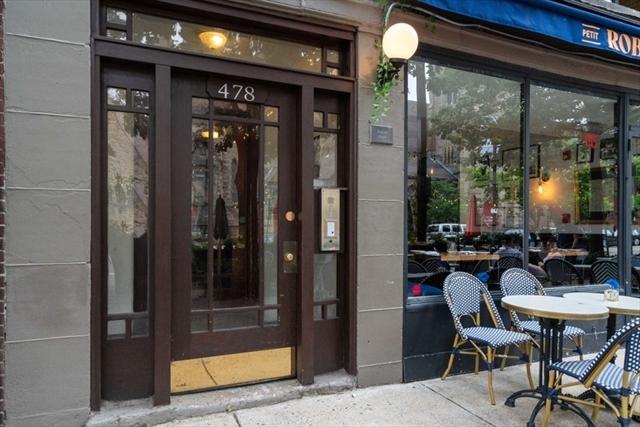 478 Columbus Avenue Boston MA 02118