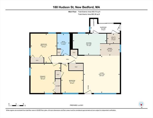 118 Hudson Street New Bedford MA 02744