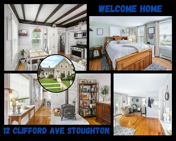 12 Clifford Avenue Stoughton MA 02072