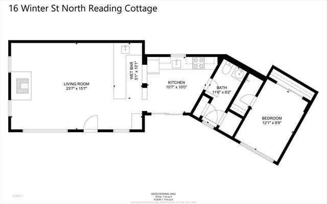 16 Winter Street North Reading MA 01864