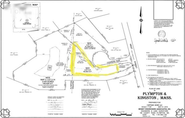 2 Coopers Run (Lot 4-2) Kingston MA 02364