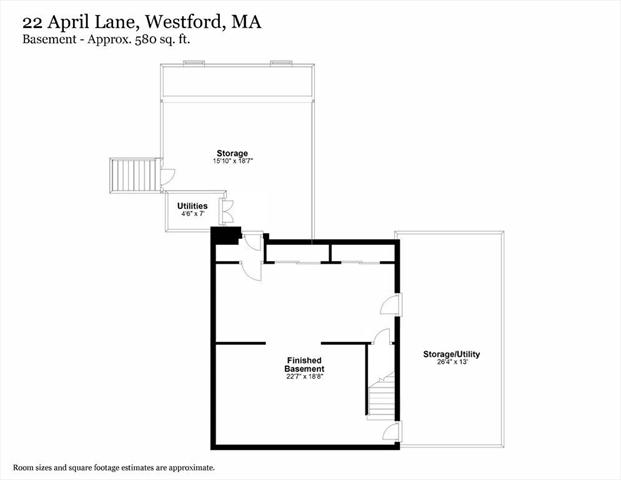 22 April Lane Westford MA 01886