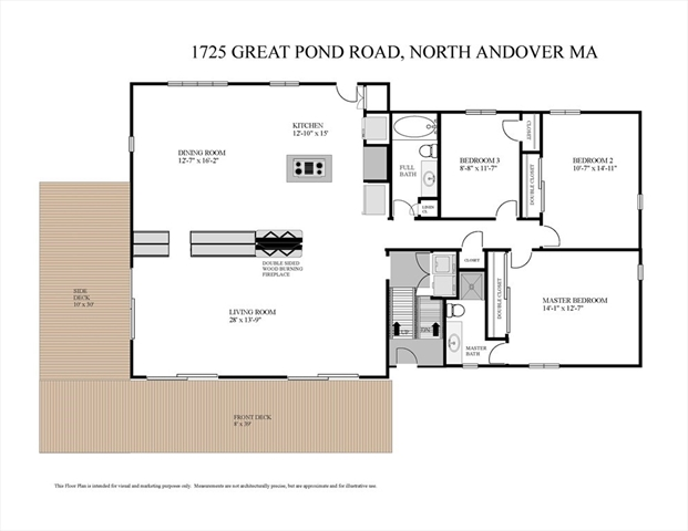 1725 Great Pond Road North Andover MA 01845