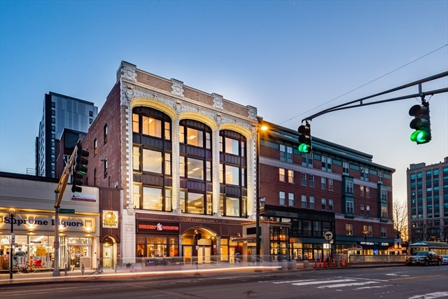614-622 Massachusetts Avenue Cambridge MA 02139