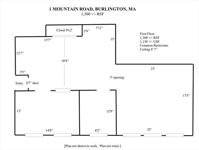 1 Mountain Road Burlington MA 01803