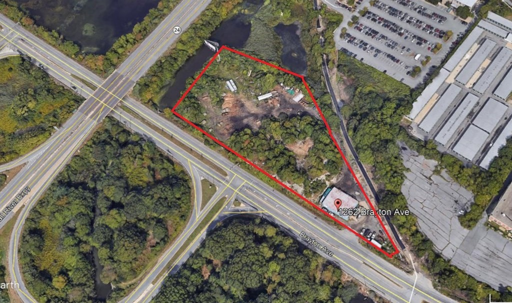 2.4 +/- Acres located at the entrance/exit of heavily traveled Route 24.  Ideal location for industrial/manufacturing or retail redevelopment.  Long term lease in place for billboard.  Short term leases in place for Tenants.  Please also see MLS# 72868667 property may be sold without billboard.