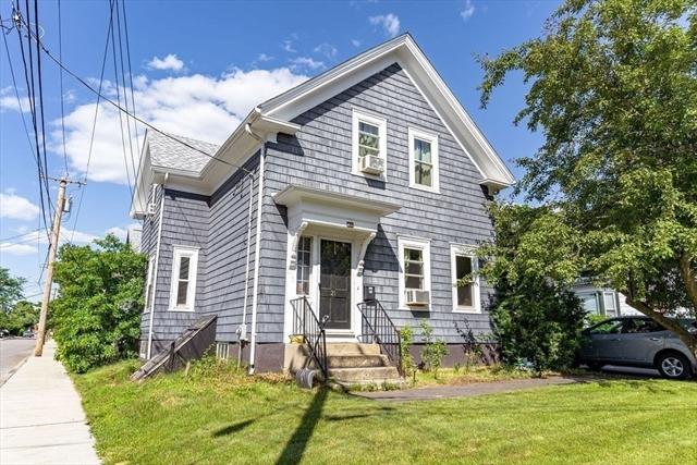 21 Oak Street Attleboro MA 02703