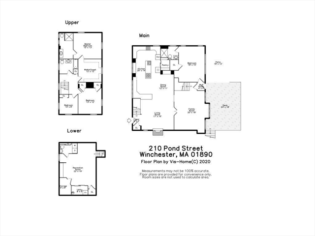 210 Pond Street Winchester MA 01890