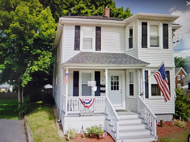 41 Silver Street Whitman MA 02382