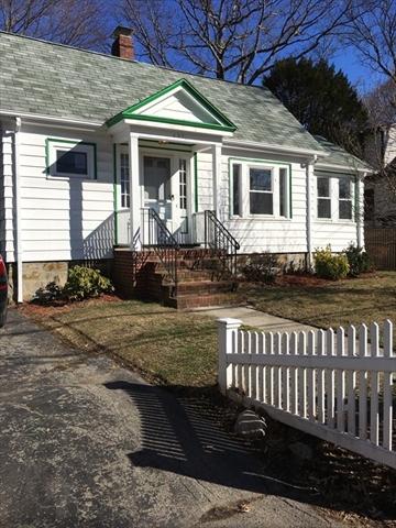 637 Lagrange Street Boston MA 02132
